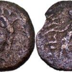 SELEUKID KINGS, Antiochus II. 261-246 BC. AE. Seleukeia on the Tigris