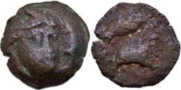 SELEUKID KINGS, Antiochos III. 222-187 BC. Æ
