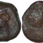 Parthian Kingdom. Mithradates II. 121-91 B.C. Æ